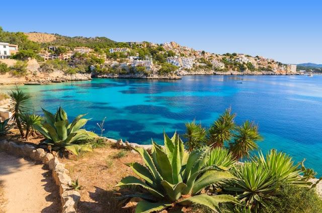 Praias em Maiorca