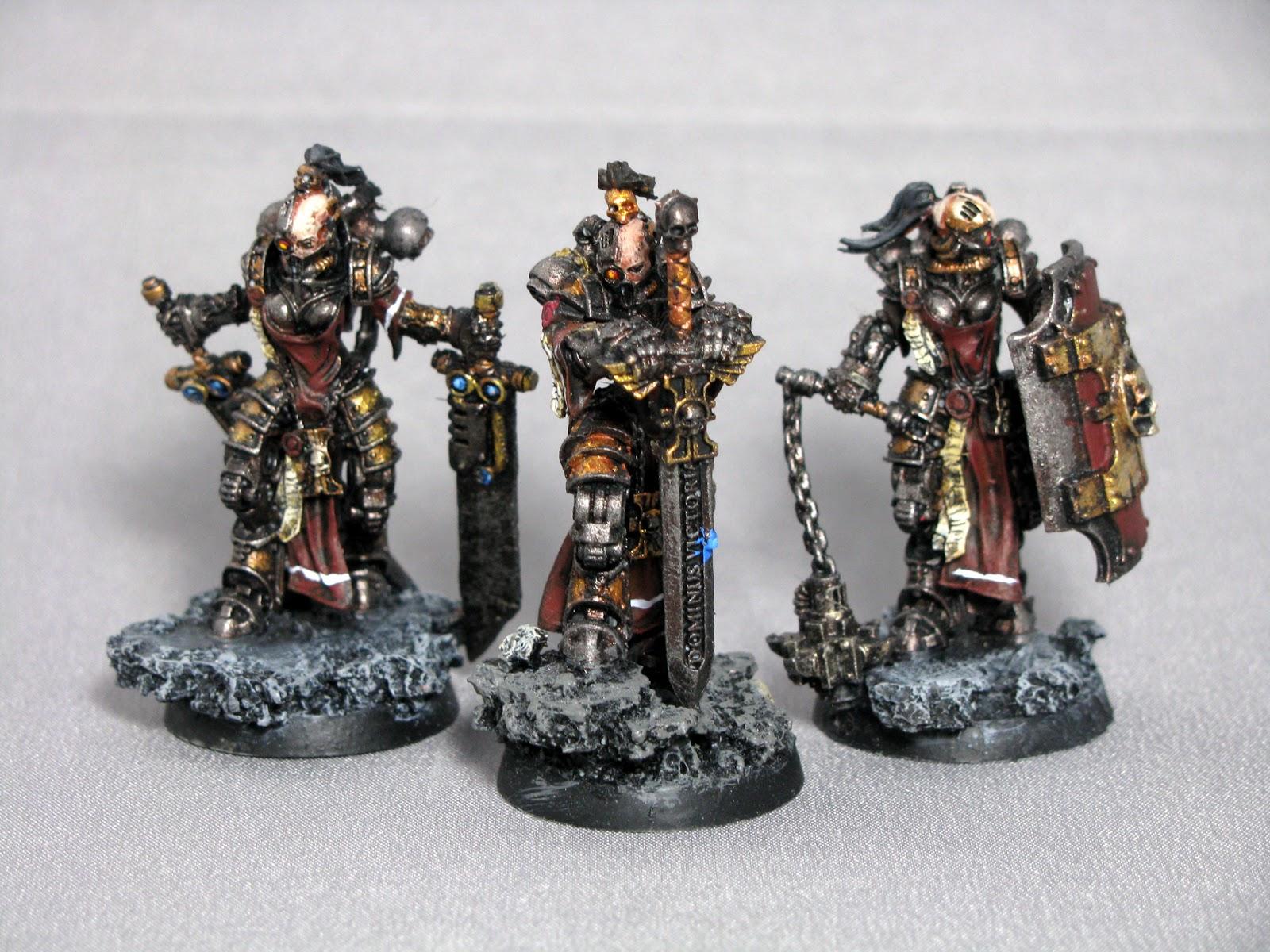Musings of a Metal Mind: Heresy Hunter Dominators