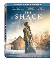 GIVEAWAY: The Shack on Blu-ray/DVD/Digital HD combo