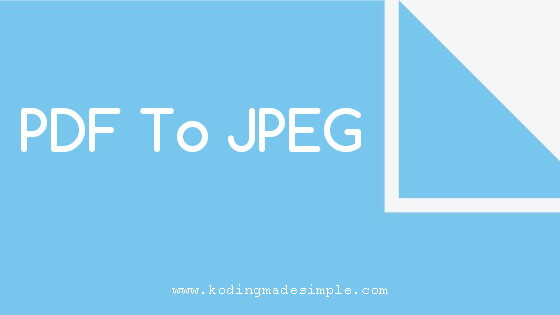 php convert pdf to jpeg