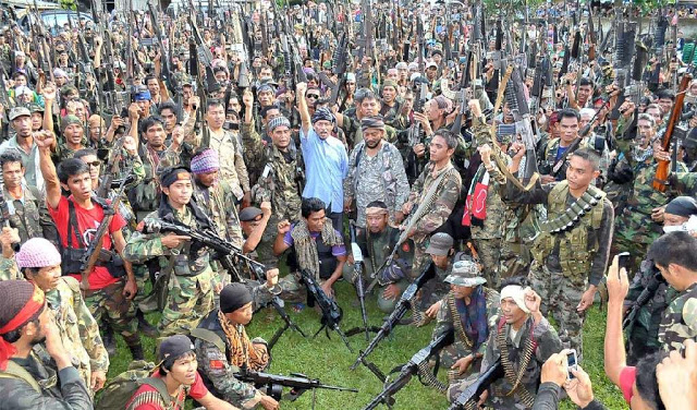 MILF At MNLF Tutulong Sa Pagtugis Sa Mga Abu Sayyaf - Breaking News
