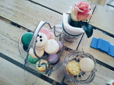Mrs. Grahams Macaron Cafe Sweet Escape