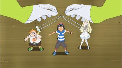 Pokemon Sol y Luna Capitulo 83 Temporada 20 Satoshi se vuelve pequeño