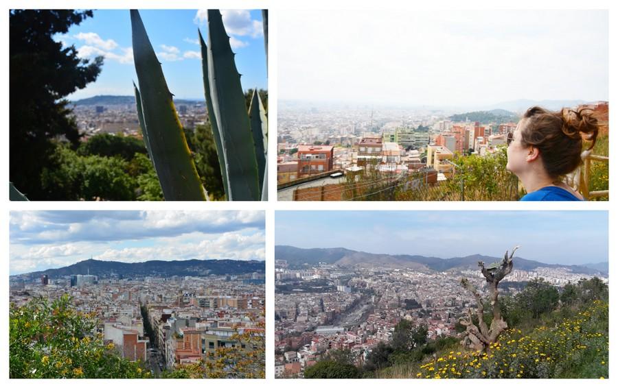 les meilleurs points de vue de Barcelone