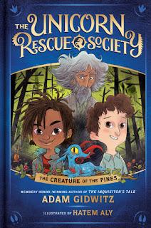 Great Kid Books: Unicorn Rescue Society: Creature of the