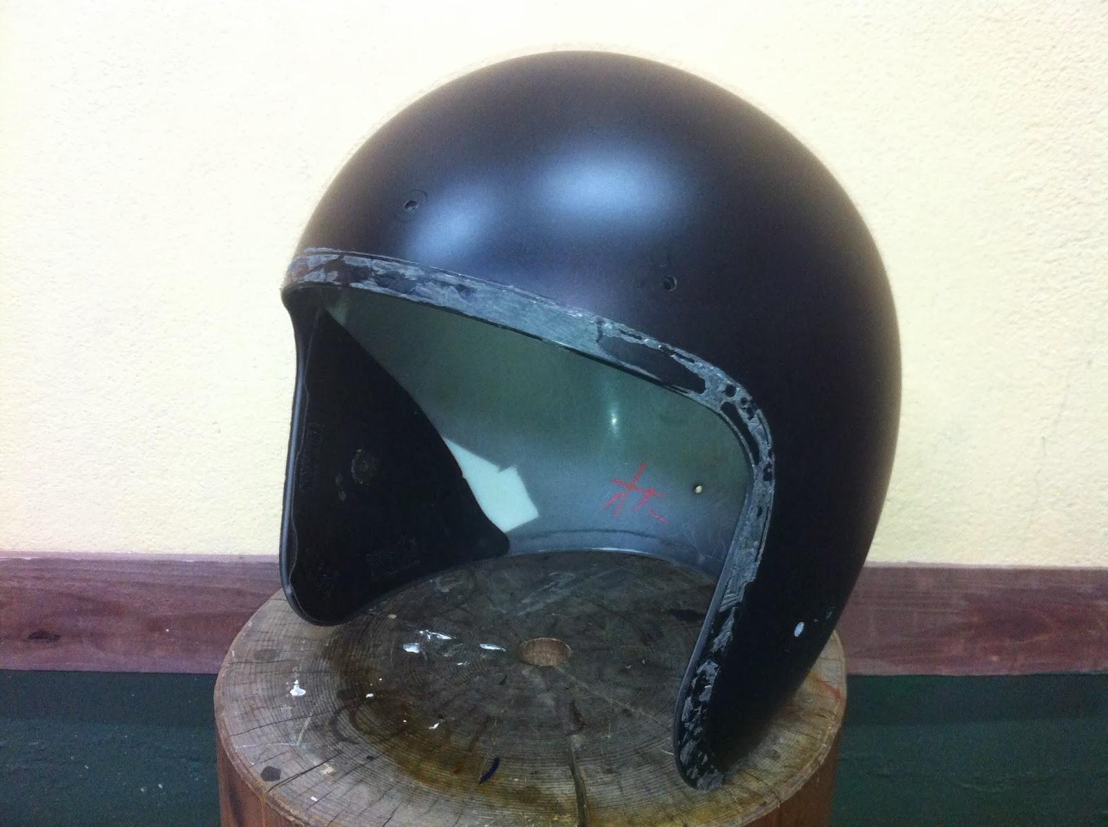 1683567626 - カスタムペイント工程 OGK ジェットヘルメット