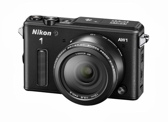 Fotografia della Nikon 1 AW1, la mirrorless per le immersioni