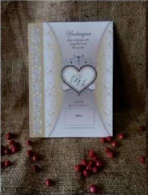 harga paket percetakan spesialis kartu Undangan pernikahan soft Cover 88124 murah terbaru di jakarta bekasi 2016