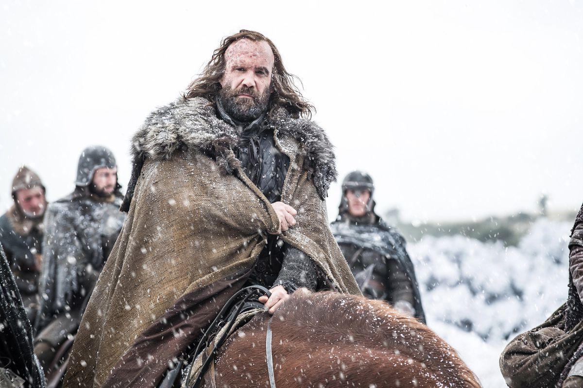 Sandor Cão de Caça Clegane  Game of Thrones