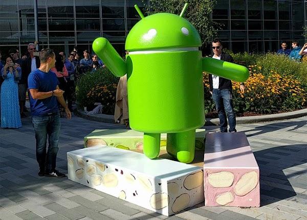 Las nuevas funciones de Android Nougat