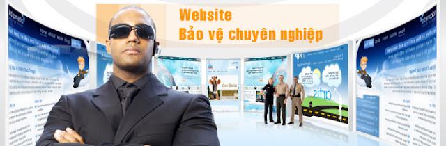 Thiết kế website an ninh thám tử bảo vệ tại ADC Việt Nam