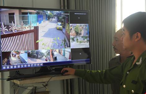 lắp camera khu phố tại quận lê chân