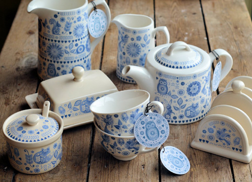 My Owl Barn Penzance Dinnerware And More
