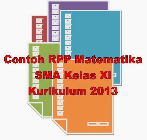 Download Contoh RPP Matematika Kurikulum 2013 Tahun 2018/2019