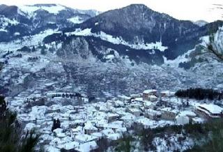 cidade metsovo  grecia