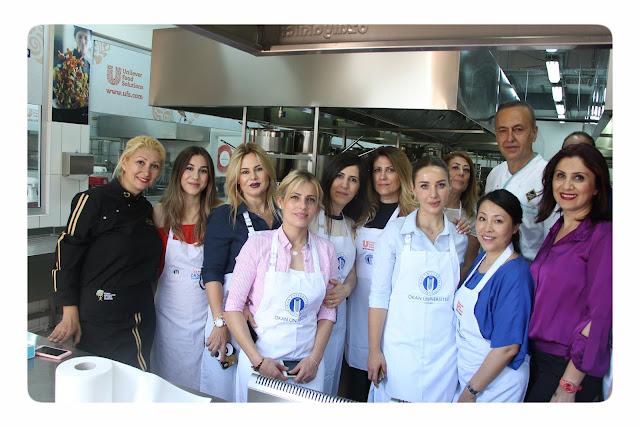 Okan Üniversitesi Mutfak Sanatları merkezi