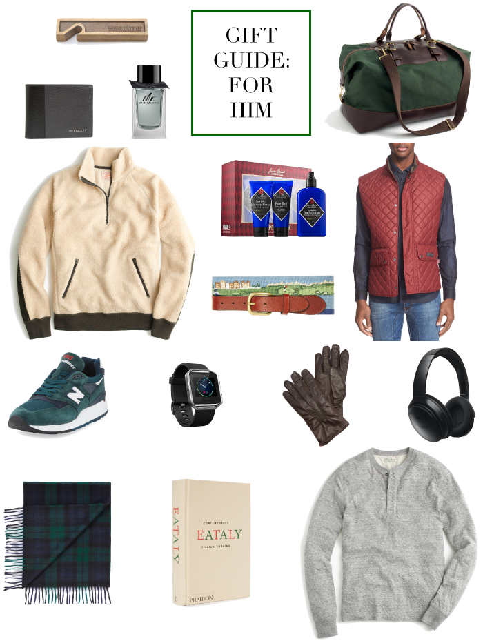 gift guide christmas holidays gift for him gifts for men wishlist gifts for boys