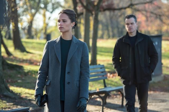 Jason Bourne – Recenze