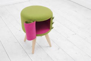 Diseño de muebles únicos