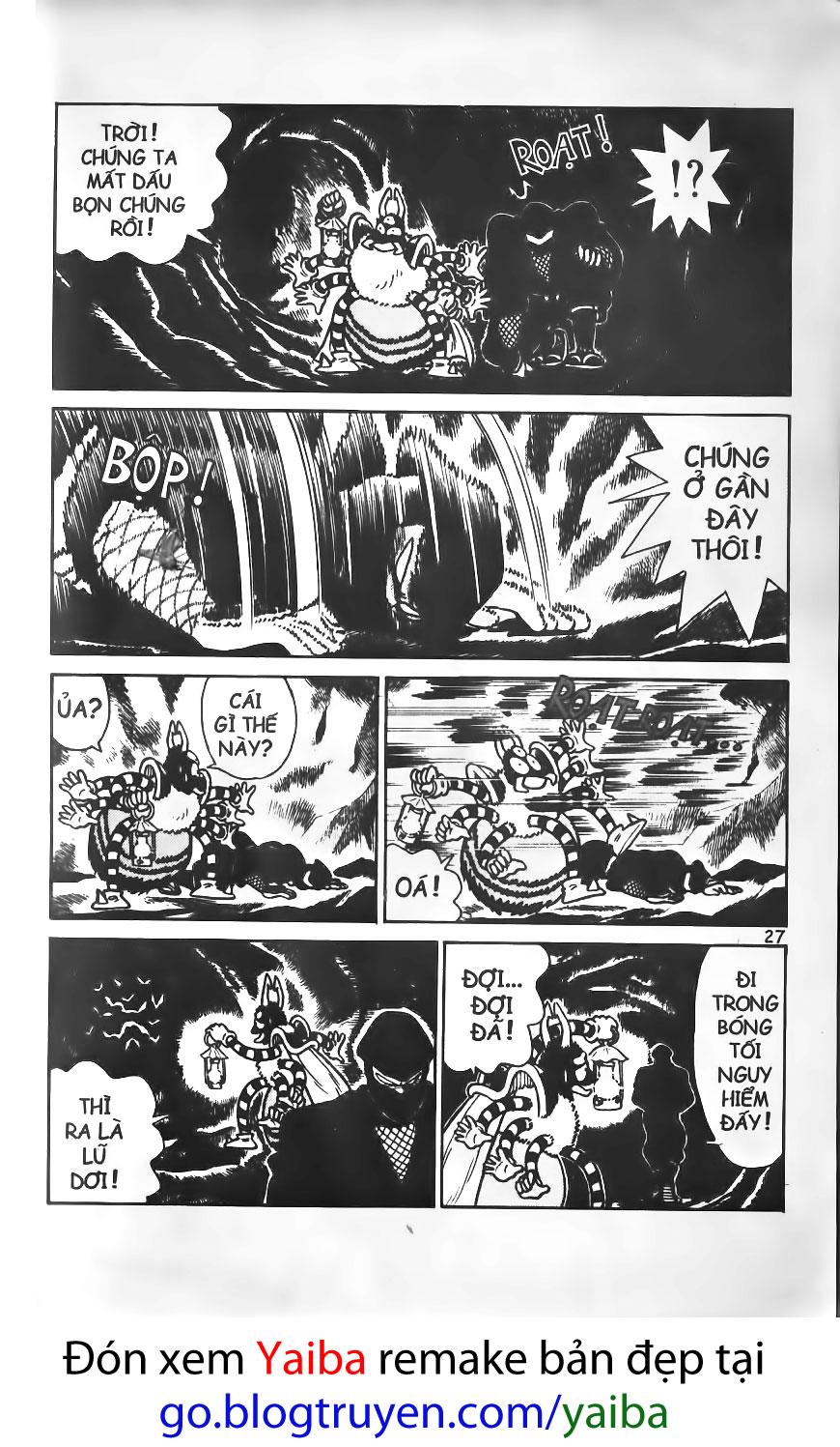 Yaiba chap 71 trang 6