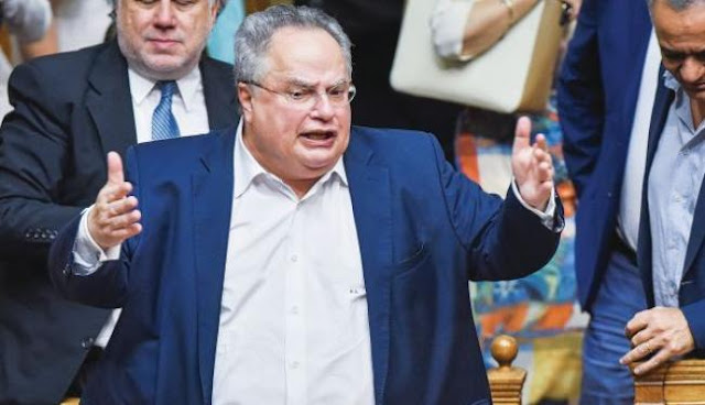 «Ο Κοτζιάς μοίραζε λεφτά σε αλβανικά και σκοπιανά media»