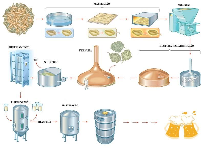 Fabricação da Cerveja