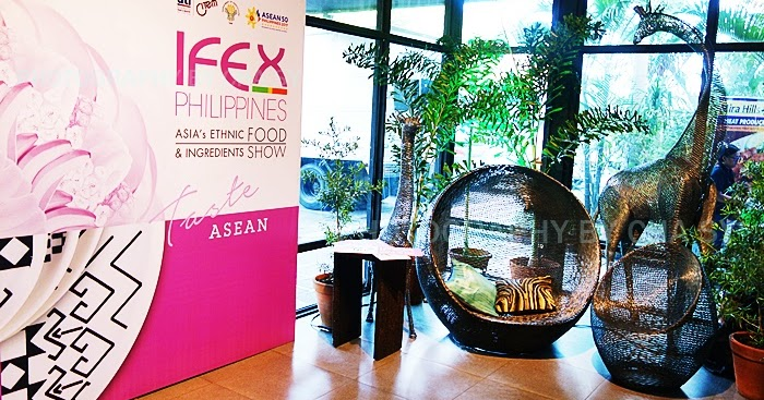 yummy tales: IFEX Philippines 2017