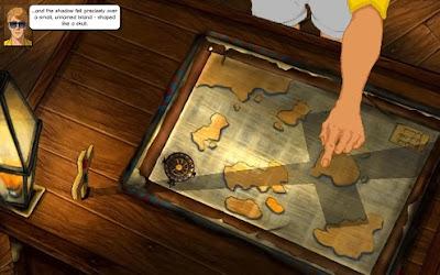 Screenshot: Broken Sword 2: Remastered for Android