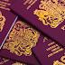 El Reino Unido borra el sello de la Unión Europea de sus pasaportes