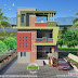 North Indian Duplex house plan