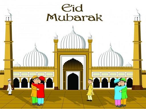 Advance Eid Mubarak 2017 HD Wallpaper Photos Shayari Pics Quotes Images