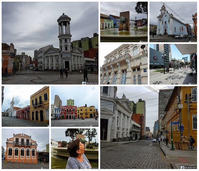 Centro Histórico de Curitiba - Encontro da RBBV