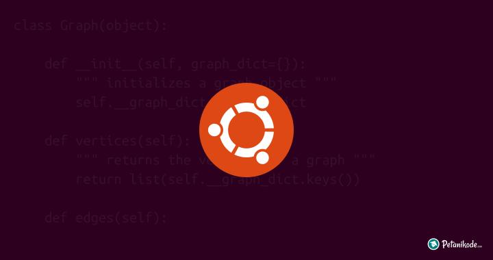 Pemrograman Linux Ubuntu