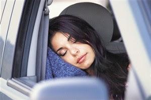 tips tidak mengantuk dalam menyetir