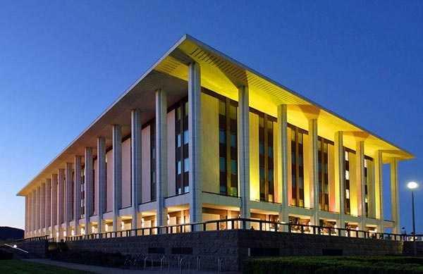 مكتبة أستراليا الوطنية