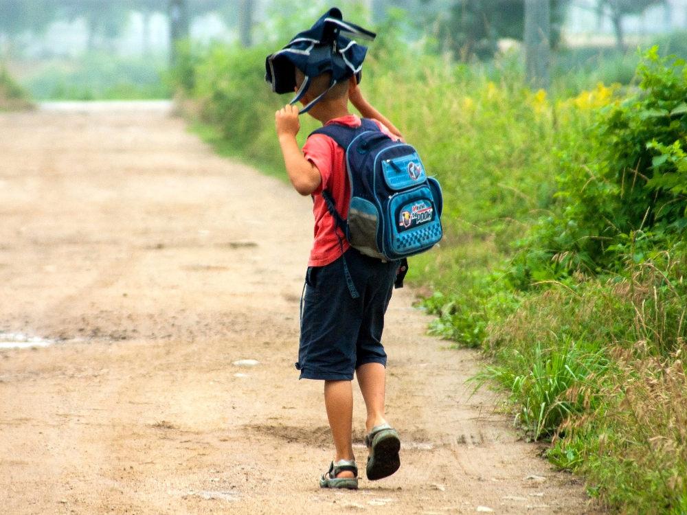 Anak bisa stres kalau berada di sekolah yang tidak cocok