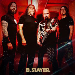 The 24 Greatest Bands In The World Right Now: 13. Slayer
