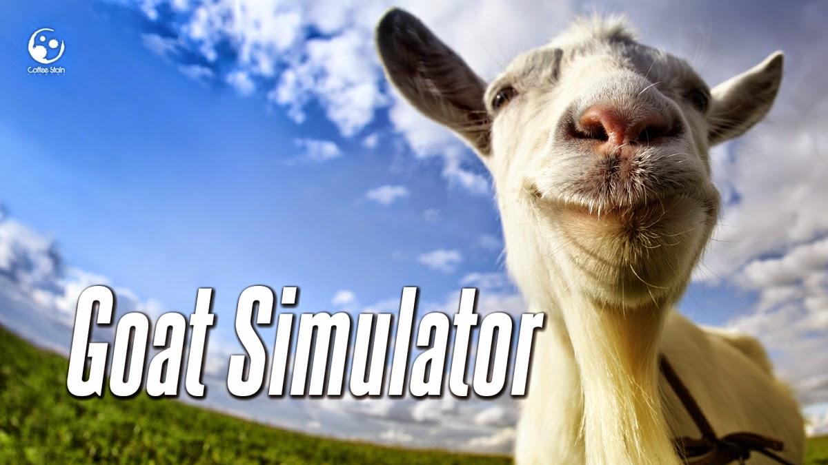 تحميل لعبة goat simulator للاندرويد