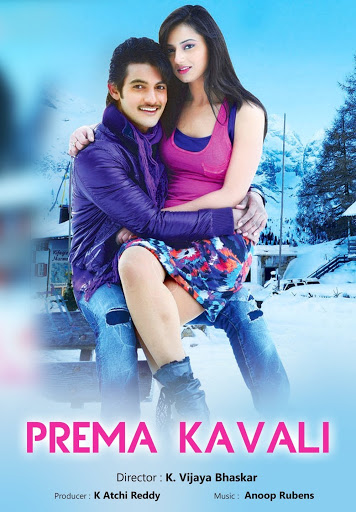 Prema Kavali 2020 Hindi Dubbed 720p HDRip 800MB