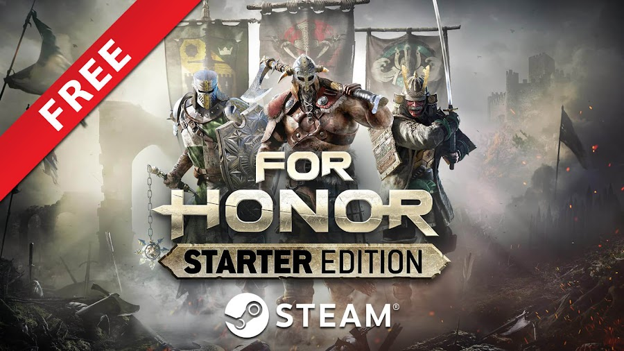 for honor starter edition free pc steam