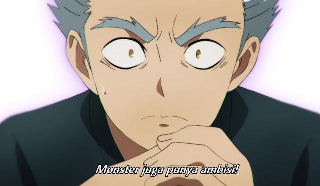 One Punch Man Season 2 Episode 4 Subtitle Indo