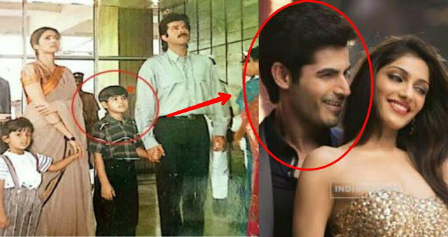 Anil Kapoor's son was cast by Omkar Kapoor in the film