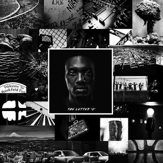 Dame D.O.L.L.A. - The Letter O (2016) - Album Download, Itunes Cover, Official Cover, Album CD Cover Art, Tracklist