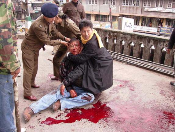 Madan Tamang who had been killed in Darjeeling in May 2010