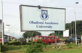 OAU First Batch Merit Admission List For 2017/2018 Released