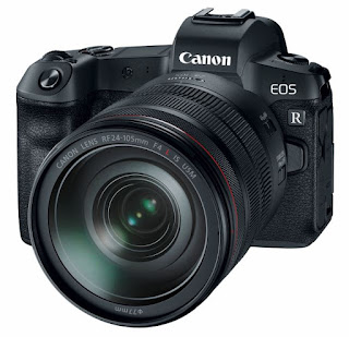 Download Canon EOS R Mirrorless Camera PDF User Guide / Manual