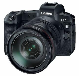 Download Canon EOS R Mirrorless Camera PDF User Guide / Manual