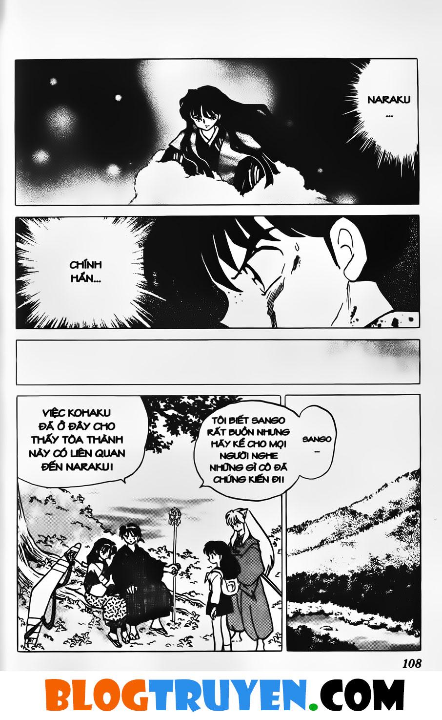 Inuyasha vol 32.6 trang 15