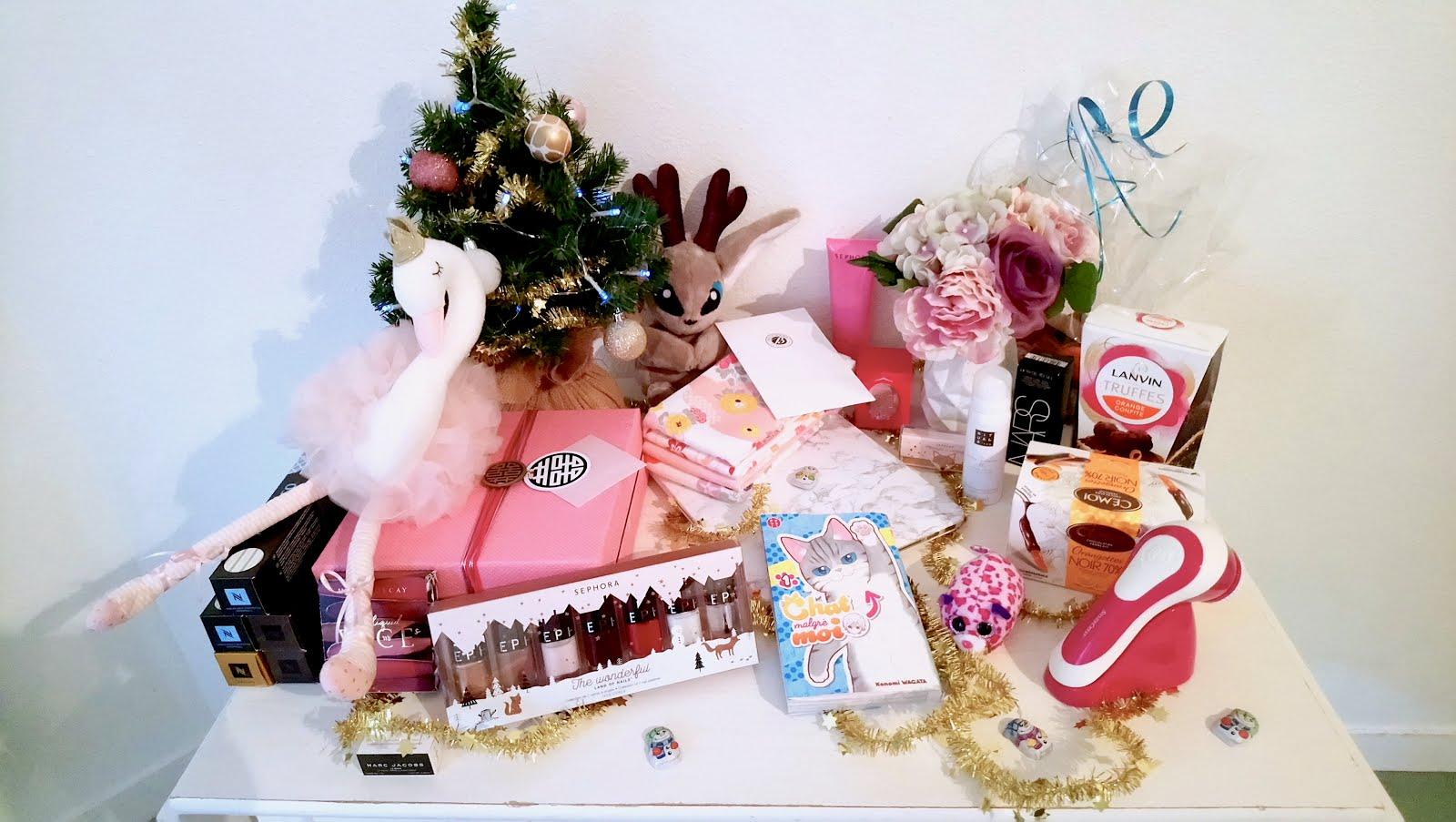 Beauty makes my happiness mes cadeaux de no l 2017 - Mes cadeaux de noel ...