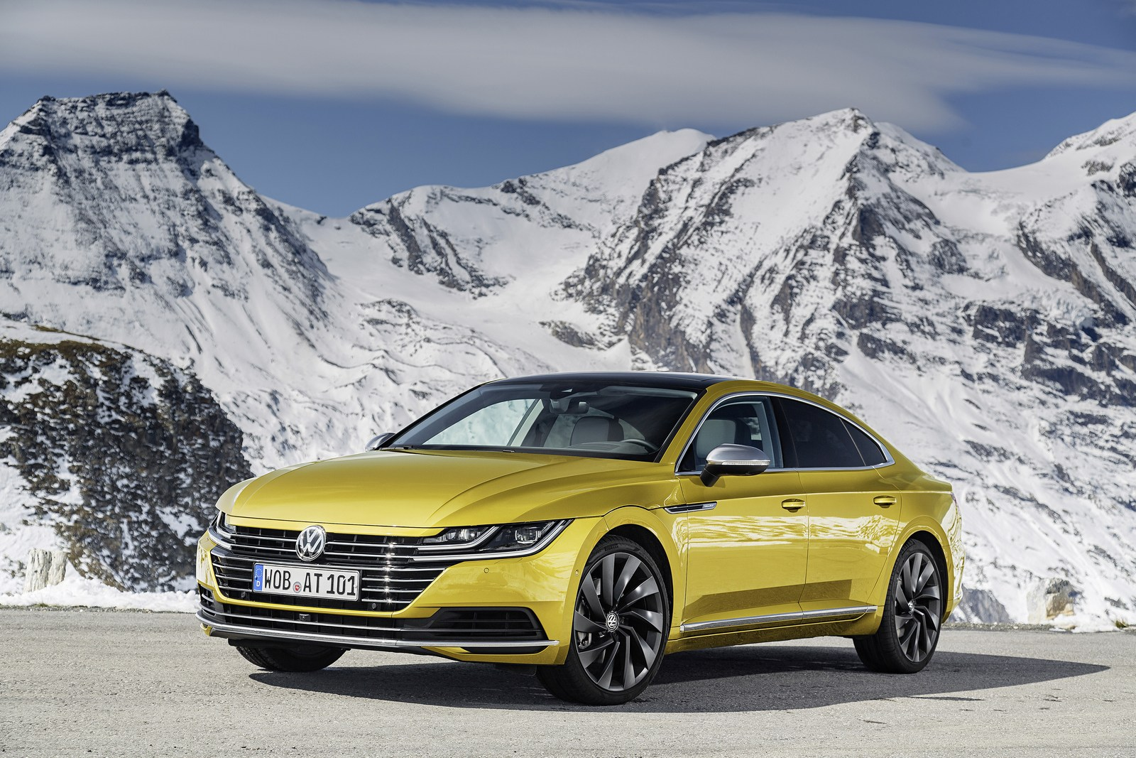 VW Arteon To Celebrate Its U.S. Debut In Chicago | Carscoops